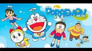 Menggambar Doraemon Challange