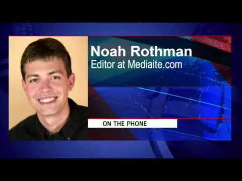 Noah Rothman -- Editor and Columnist for Mediaite.com