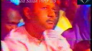 حنان النيل والموسيقار إبراهيم محمد الحسن / أنشودة الجن 1985