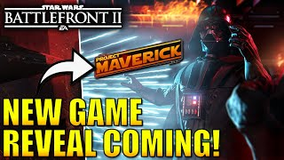 Huge Star Wars Game News! - New Game Reveal Next Week, Battlefront 2 Patch and More!