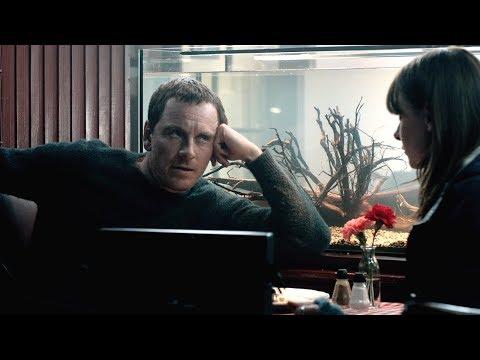 """L'UOMO DI NEVE con Michael Fassbender - Spot italiano """"Sylvia"""""""