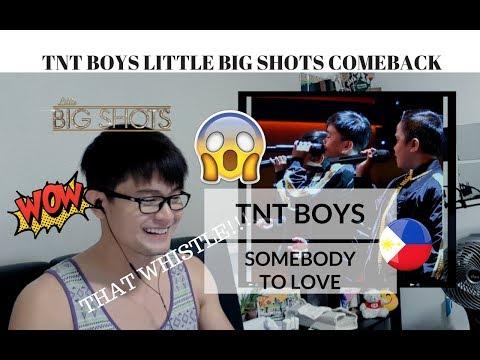 REACTION IMPRESSIVE KIDS! TNT BOYS slay SOMEBODY TO LOVE  Queen  Little Big Shots  #JANGReacts
