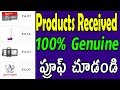 Genuine products received | bidforx proof | best bidding website | best auction site | tekpedia