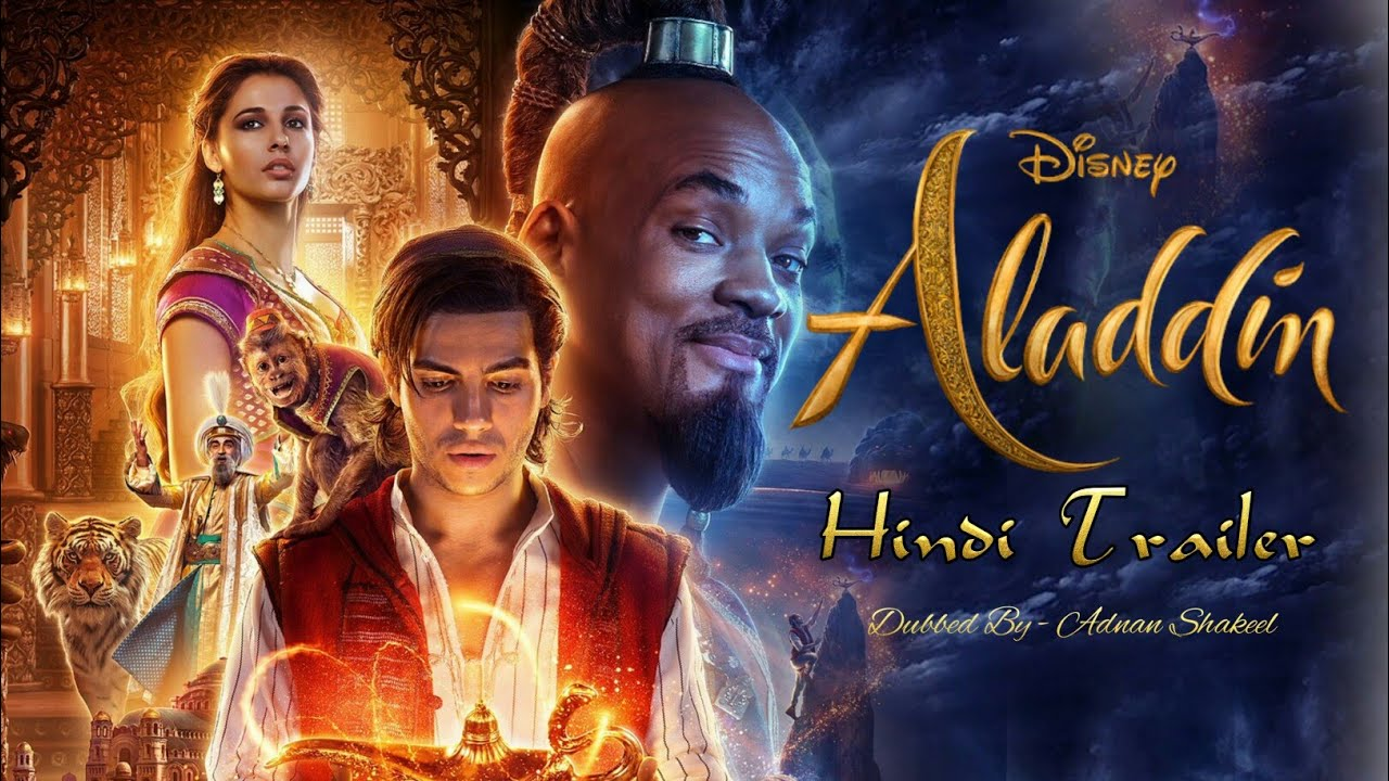 Download Disney's Aladdin Hindi  Trailer - In Theaters May 24!