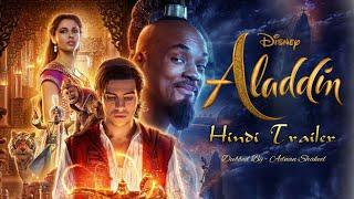 Disney's Aladdin Hindi  Trailer - In Theaters May 24!