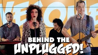 Behind the Scenes - NO Parody Unplugged!