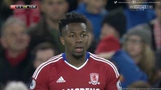 Adama Traore vs Chelsea (Home) 16-17 HD (20/11/2016)