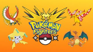 Roblox- Pokemon Fighters EX Ep. 1: Charizard and 3 LEGENDARYS!!!!