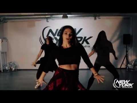 NARGIZ RADZ   JAZZ-FUNK  New York Dance Studio 2015 HD