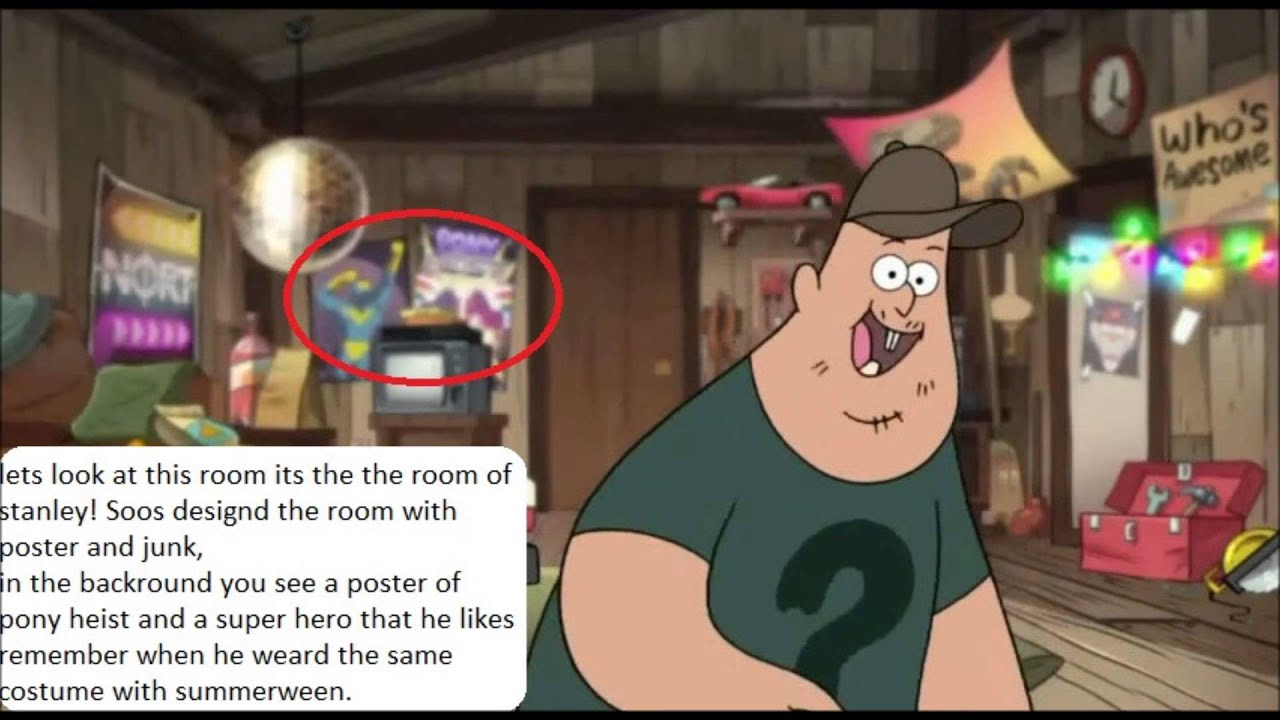 Soos Gravity Falls Wallpaper Gravity Falls Fixing It With Soos Secrets Youtube