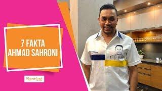 7 Fakta Ahmad Sahroni, Crazy Rich Tanjung Priok
