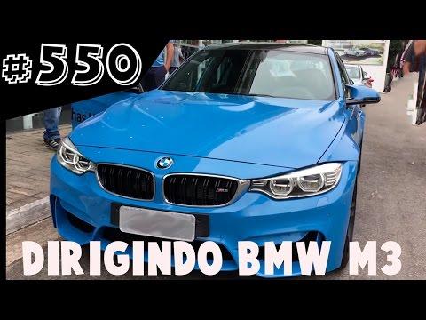 #550 Dirigindo a BMW M3