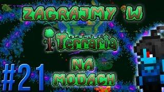 Zagrajmy w Terraria na Modach #21 - Zmodowane lochy [1.3.4.4]