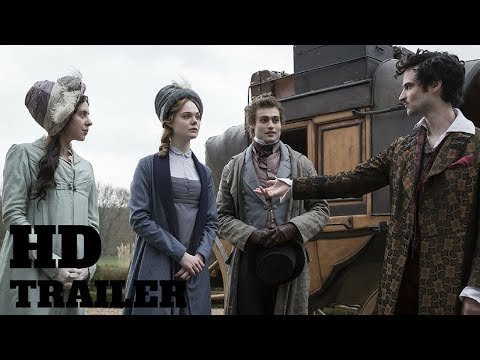 MARY SHELLEY 2018 Official Trailer Maisie...