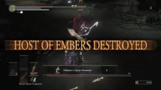 Dark Souls 3-Siegfried/Nightmare cosplay