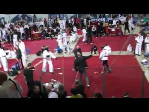 TAGB British Champs 2012 Fight 4