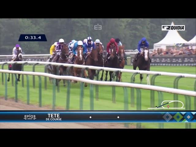 Almanzor - Prix du jockey club chantilly - 2016