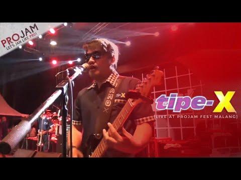 tipe-X Live Concert Malang 2016