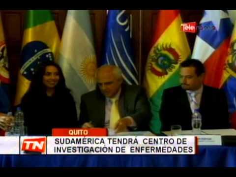 Sudamérica tendrá centro de investigación de enfermedades
