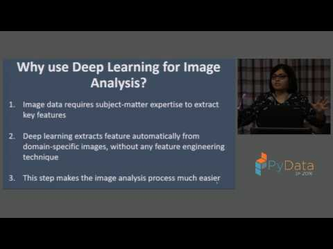 Anusua Trivedi | Transfer Learning and Finetuning Deep Convolution Neural Network