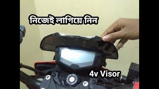 Apache 4V 160 full meter setting বাংলায় By 360d BD