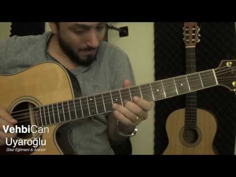 Fettah Can - Duvar - Gitar Cover