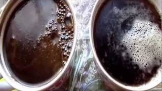 Black Tea & Coffee Rinse