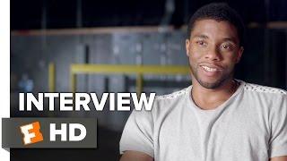 Captain America: Civil War Interview - Chadwick Boseman (2016) - Action Movie HD