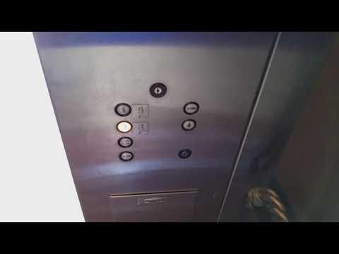 Floors 3-5: Dover Elevator Hilton El Conquistador Hotel Tucson, AZ