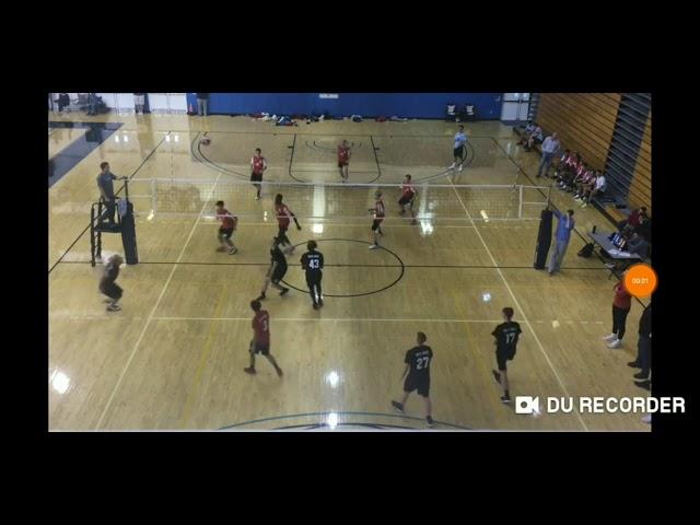 Dennis Narteh Junior Year Highlights