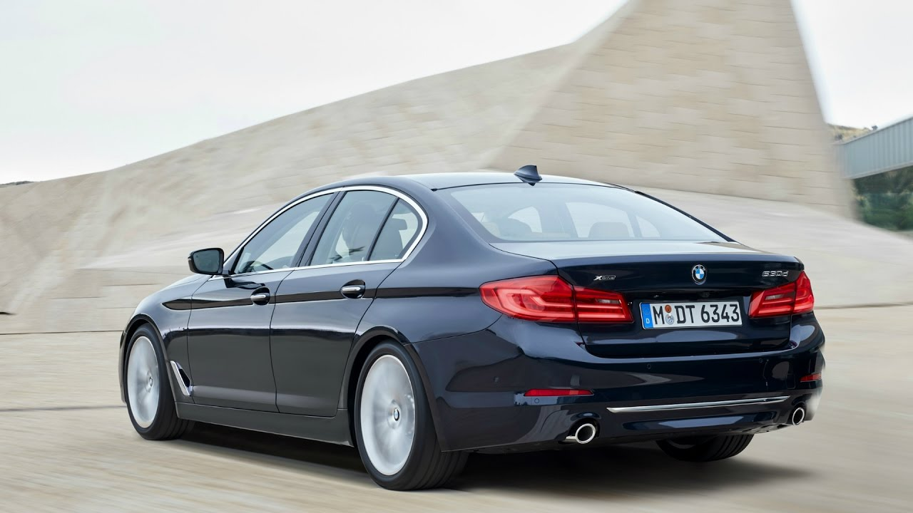 2017 bmw 530d luxury line first drive youtube. Black Bedroom Furniture Sets. Home Design Ideas