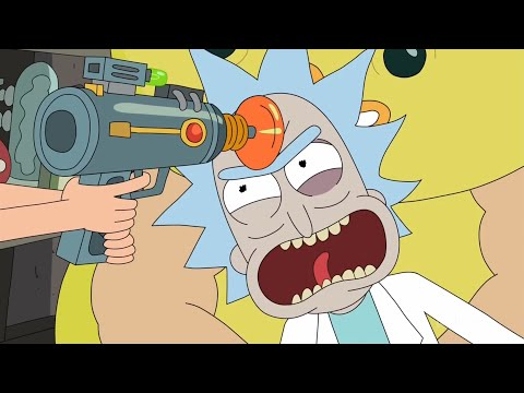 Rick and Morty - Pull the Trigger