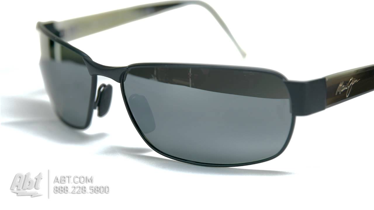 4c743d278bc Maui Jim Coral Mens Sunglasses 2492M Overview - YouTube