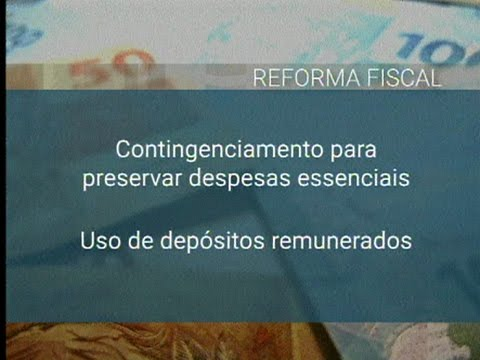 Expectativa Da Semana é Votação Da Proposta De Reforma Fiscal Em Votação Expressa