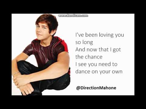 Austin Mahone - Shadow (Acoustic) Lyrics
