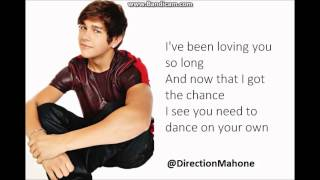 Download Austin Mahone - Shadow (Acoustic) Lyrics MP3 song and Music Video