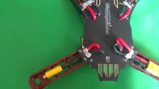 Quadcopter build part 3