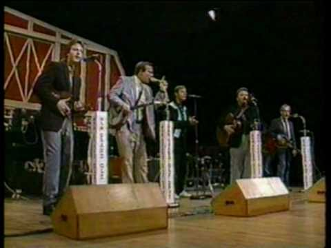 The Nashville Bluegrass Band on the Grand Ole Opry