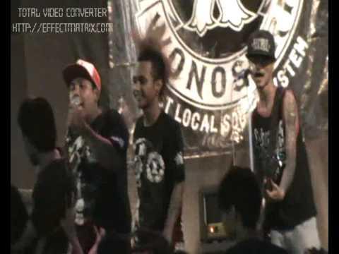 PANGLIMA KUMBANG - WONOSARI IN UNITY LIVE AT GBW 2012