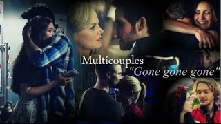 Gone gone gone || Multicouples