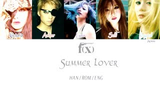Watch Fx Summer Lover video