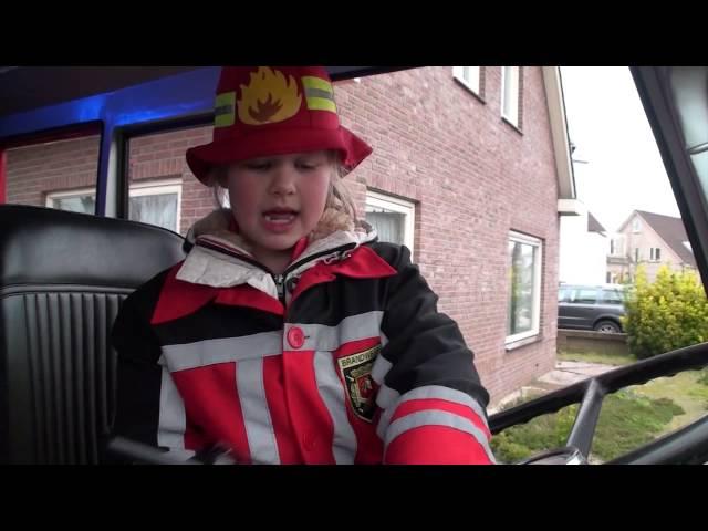 Leuke Review Kinderfeestje Van Jinte uit Nijmegen | www.Brandweerauto.Nu