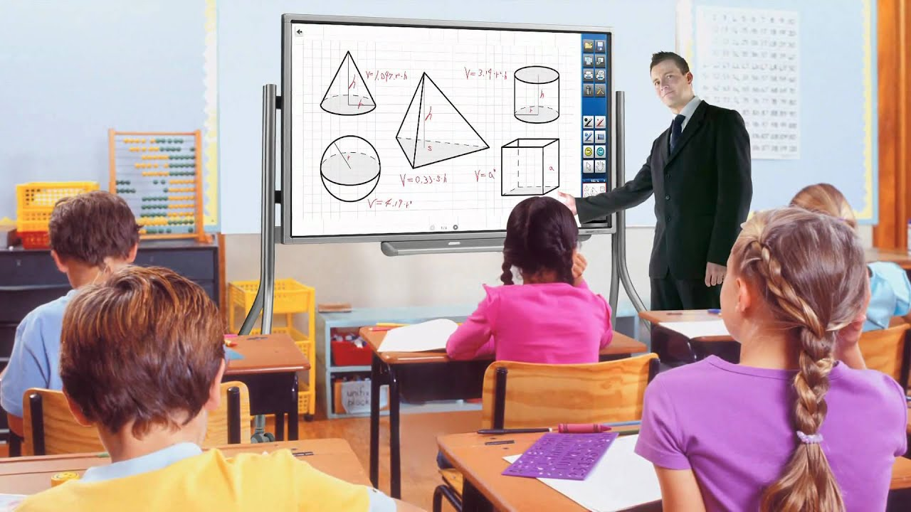 SHARP Interactive Electronic Whiteboardmp4