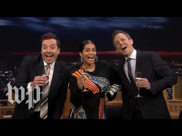 Lilly Singh has joined late-night TV. Here are the women who came first.