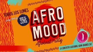 Afro Mood en vivo en el JJ Circuito Cultural