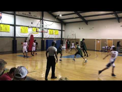 TPLS Christian Academy vs Rock Creek Academy - 1st Half