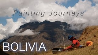 Painting Journeys Bolivia