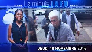 LaMinuteInfo: Bérenger dénonce un trafiquant de drogue proche d'un parlementaire du MSM