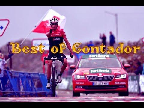 Best Of Contador - Adiós El Pistolero!