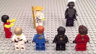 LEGO Ninjago Episode 3 The Green Ninja
